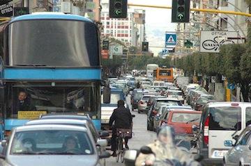 Corso Vittorio Emanuele prima