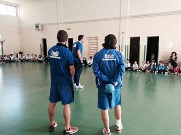 handball Italia a Chieti