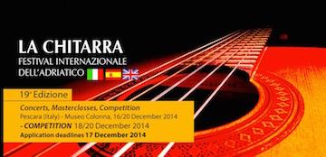 19° Festival Internazionale dell'Adriatico