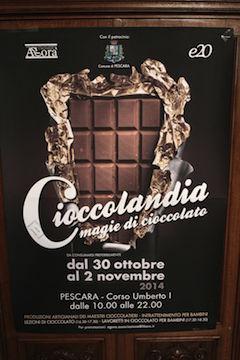 Cioccolandia a Pescara