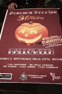 Halloween party a Pescara