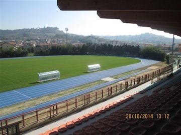 pista atletica Montesilvano