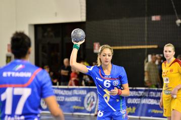 Nazionale Handball a Chieti
