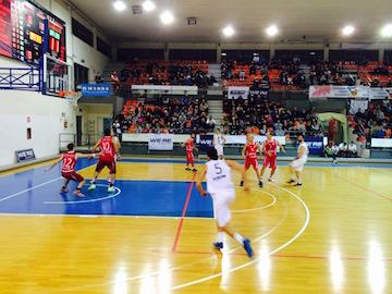 Basket, Ortona-Campli 75-50: tutto facile per la capolista