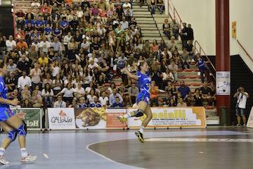 nazionale handball femminile