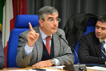 Luciano D'Alfonso - Politica Abruzzo