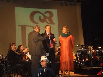 foto edizione premi Dante