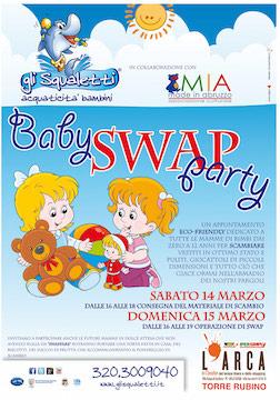 Baby Swap Party a Pescara
