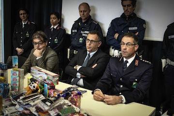 Pescara operazione di repressione abusivismo commerciale e sicurezza dei prodotti alimentari