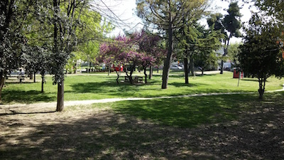 Parco Giovanni Paolo Montesilvano