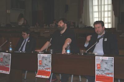 Pescara Adinolfi presentazione libro