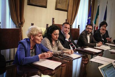 Pescara resentazione approvazione progetto coworking per ANCI
