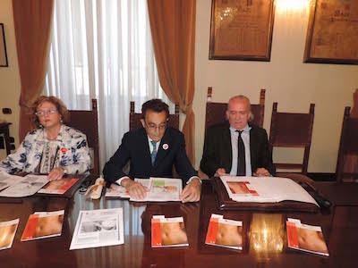 Conferenza stampa Lilt e Comune di Pescara per Campagna di Prevenzione Melanoma