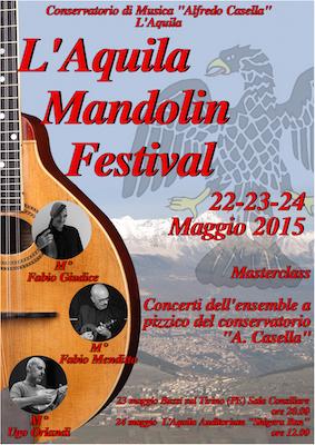 L'Aquila Mandolin Festival 2015