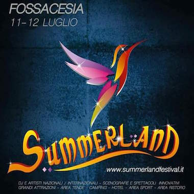Summerland Festival 2015 Fossacesia