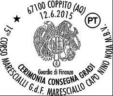15° CORSO MARESCIALLI DELLA GUARDIA DI FINANZA