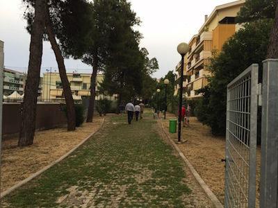 Pescara Parco della Collina