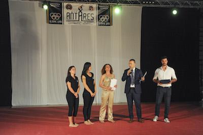 premiazione Asd Antares