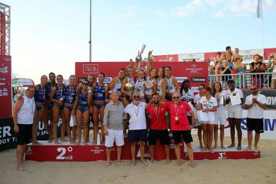Pescara Master Group Sport Lega Volley Summer Tour
