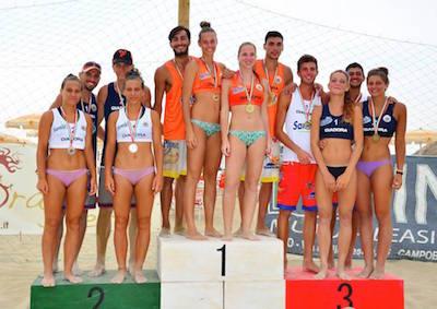 vincitori Tappa Nazionale U21 svolta Francavilla