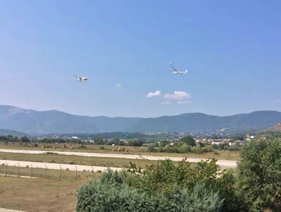 Sfiorato record mondiale di volo a vela all'Aeroporto dei Parchi