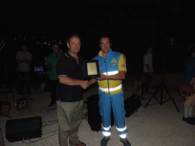 foto premiazione Fiorilli