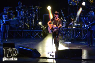 Francesco De Gregori strega Pescara: le foto del concerto