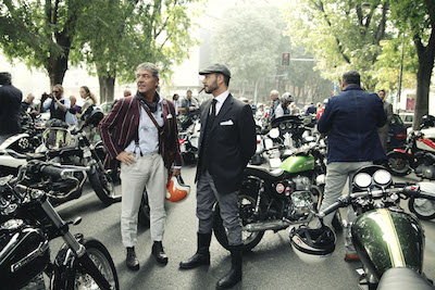 Distinguished Gentleman's Ride 2014_1