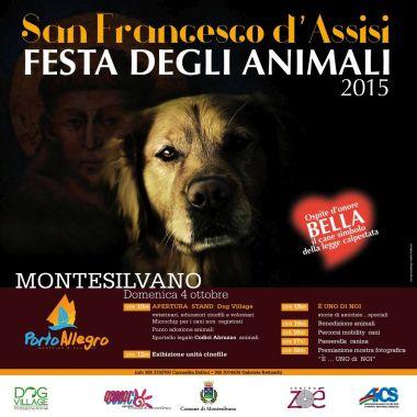 Festa degli animali 2015