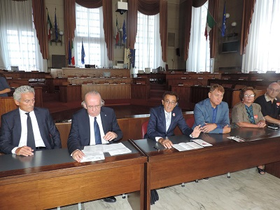 Foto conferenza stampa Lilt2