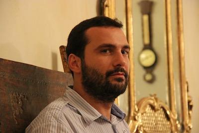 Il regista Guido Casale