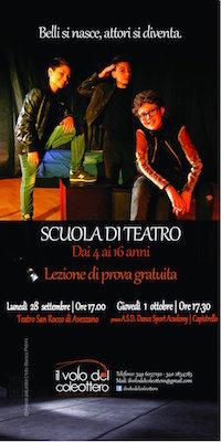 Laboratori di teatro ad Avezzano e Capistrello
