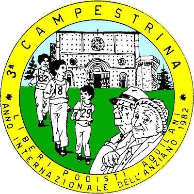 Logo 3^ cAMPESTRINA 1982