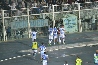 Pescara-Salernitana 1-1