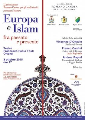EUROPA E ISLAM - FRA PASSATO E PRESENTE