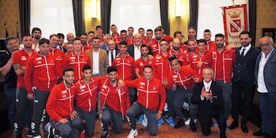 squadra Teramo Calcio 2015-2016