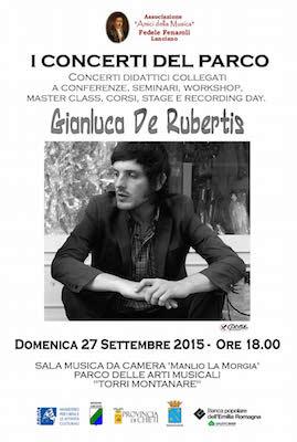 web MANIFESTO Gianluca De Rubertis