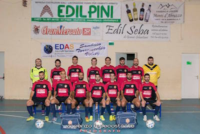 Red Devils Chieti C5