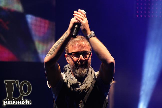 Marco Masini chiude il suo tour estivo a Lettomanoppello