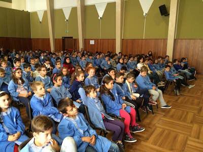 studenti dell'Istituto Nostra Signora di Pescara