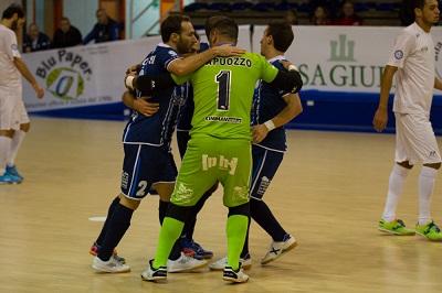 Calcio a 5, Pescara-Kaos Ferrara 3-1