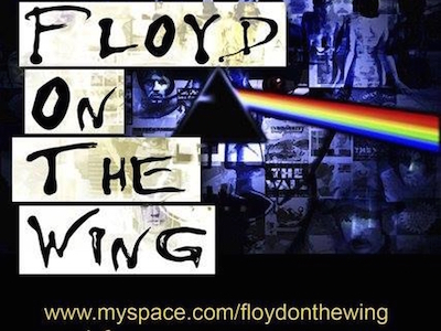 Floyd on the wing