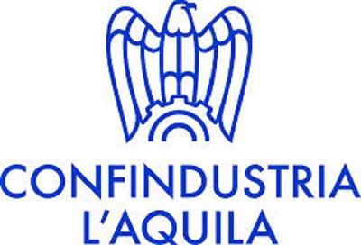 confindustria L'Aquila logo