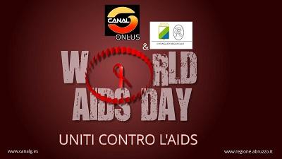 CAMPAGNA SOCIALE GIORNATA MONDIALE CONTRO AIDS
