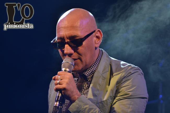 Giuliano Palma in concerto a Pescara