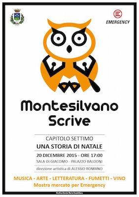 Locandina - Montesilvano Scrive 7