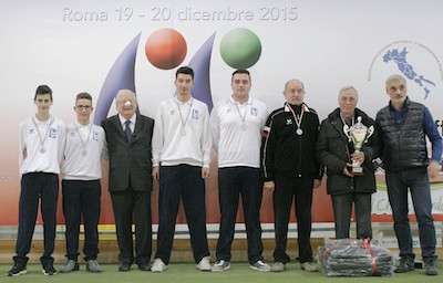 MEMORIAL ASCANI: i ragazzi abruzzesi si laureano vice-campioni nel Torneo Juniores di Raffa