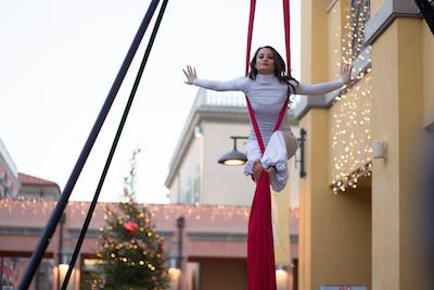 acrobata circo
