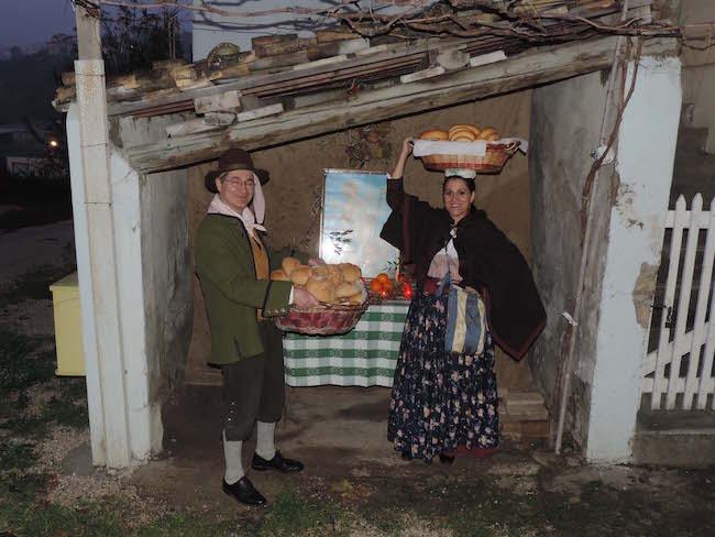 Il ritorno di San Nicola a Borgo Case Troiano: la fotogallery