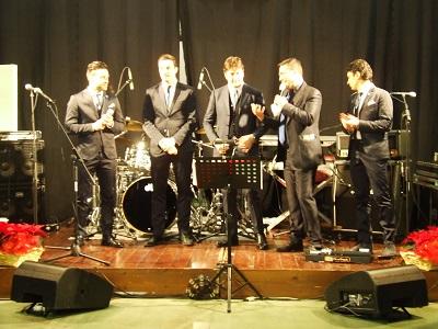 foto serata gala Pescara Calcio